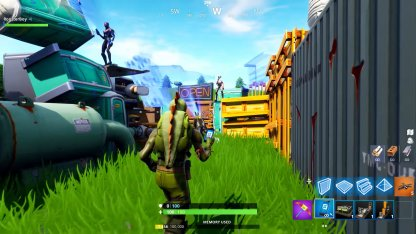 Fortnite, The Block - Creation & Submission Guide